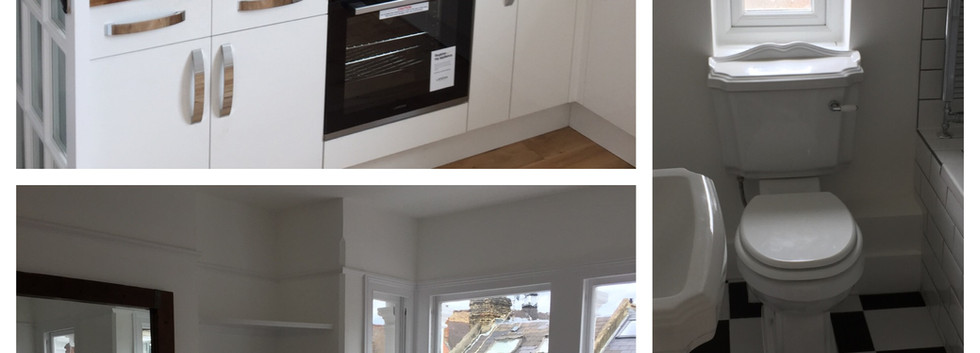 Painting and decorating in South London