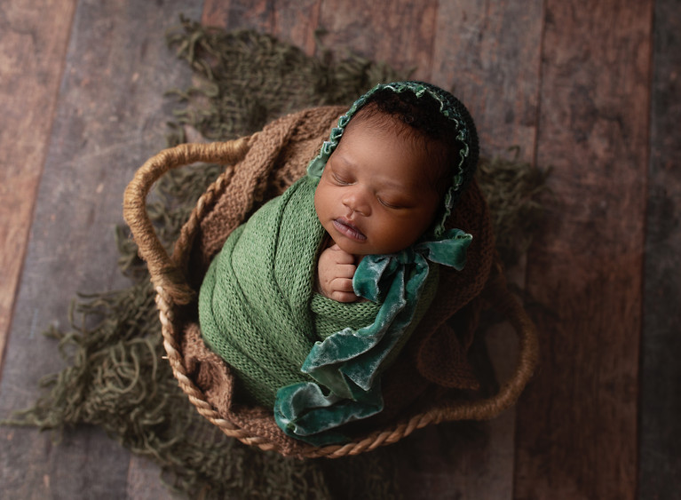 Baby photosession in East London