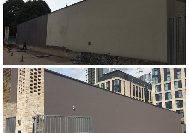 Exterior painters in London