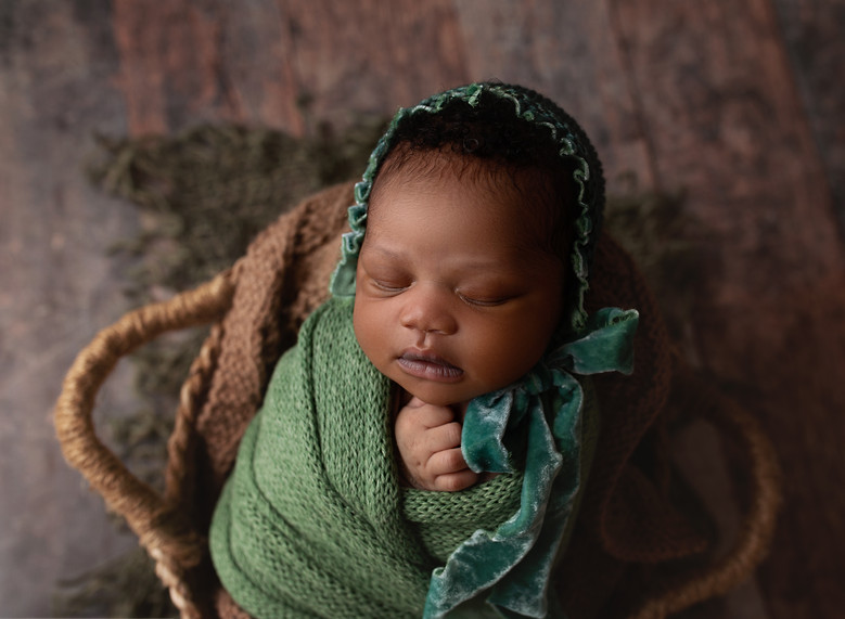 Newborn Baby photography in East London