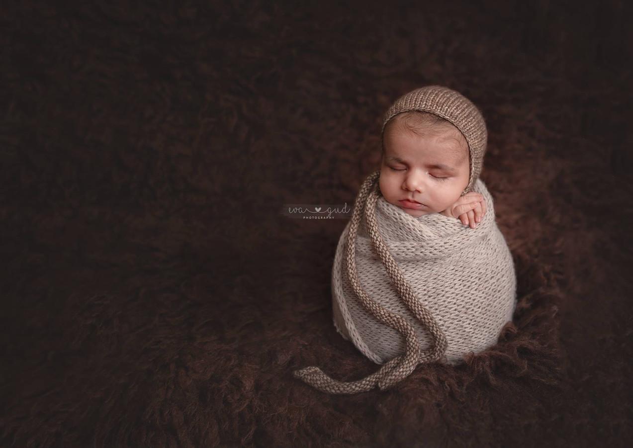 Newborn Photossesion in North London