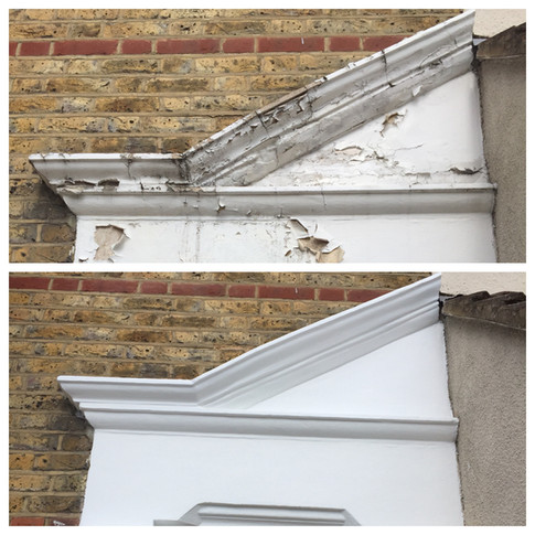 Exterior painting Romford