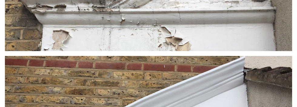 Exterior painting South London