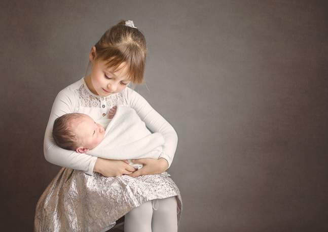 Newborn Photographer in North London