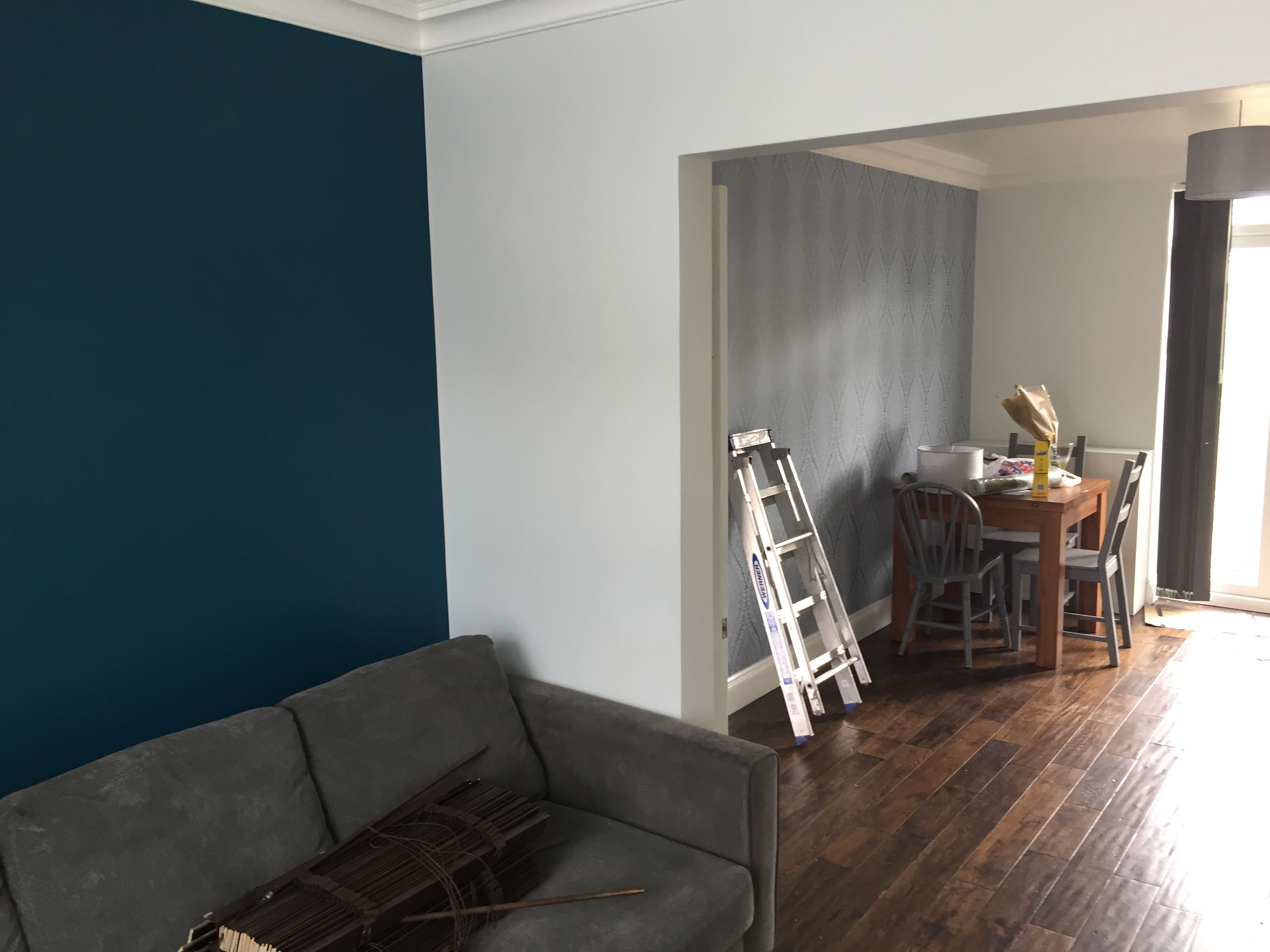 Painters in East London