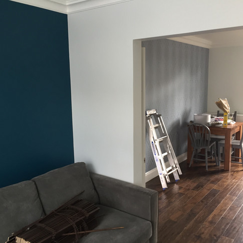 Painting and decorating in East London - Dagenham