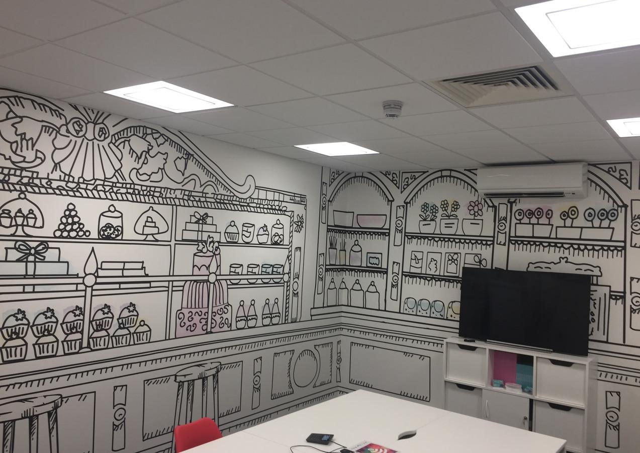 Wallpaper Hanging London