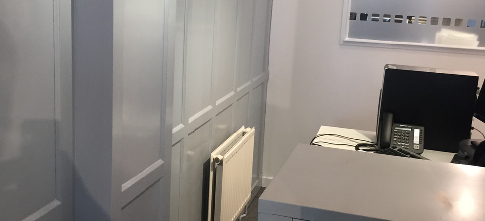 Office painting South London