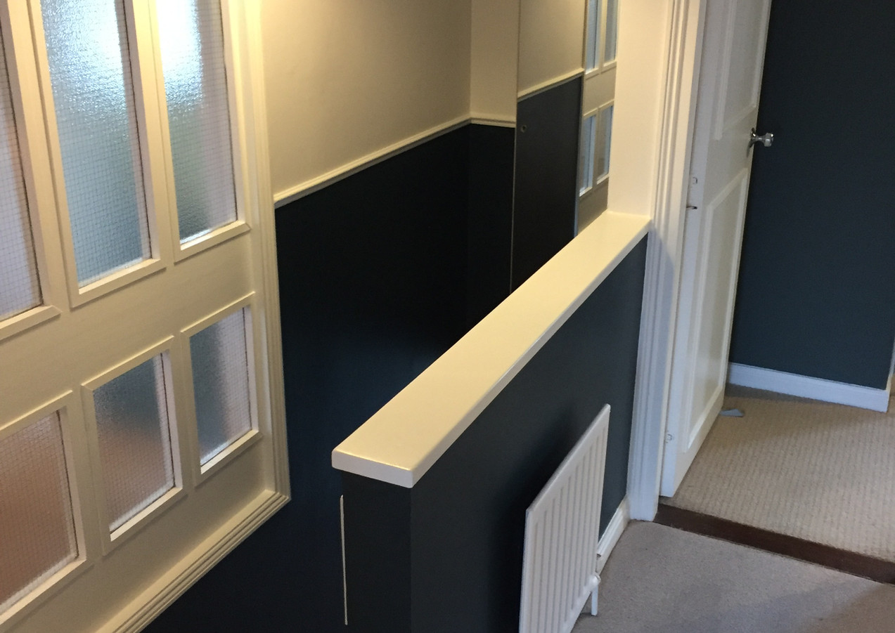 Painting and Decorating in East London - Hackney