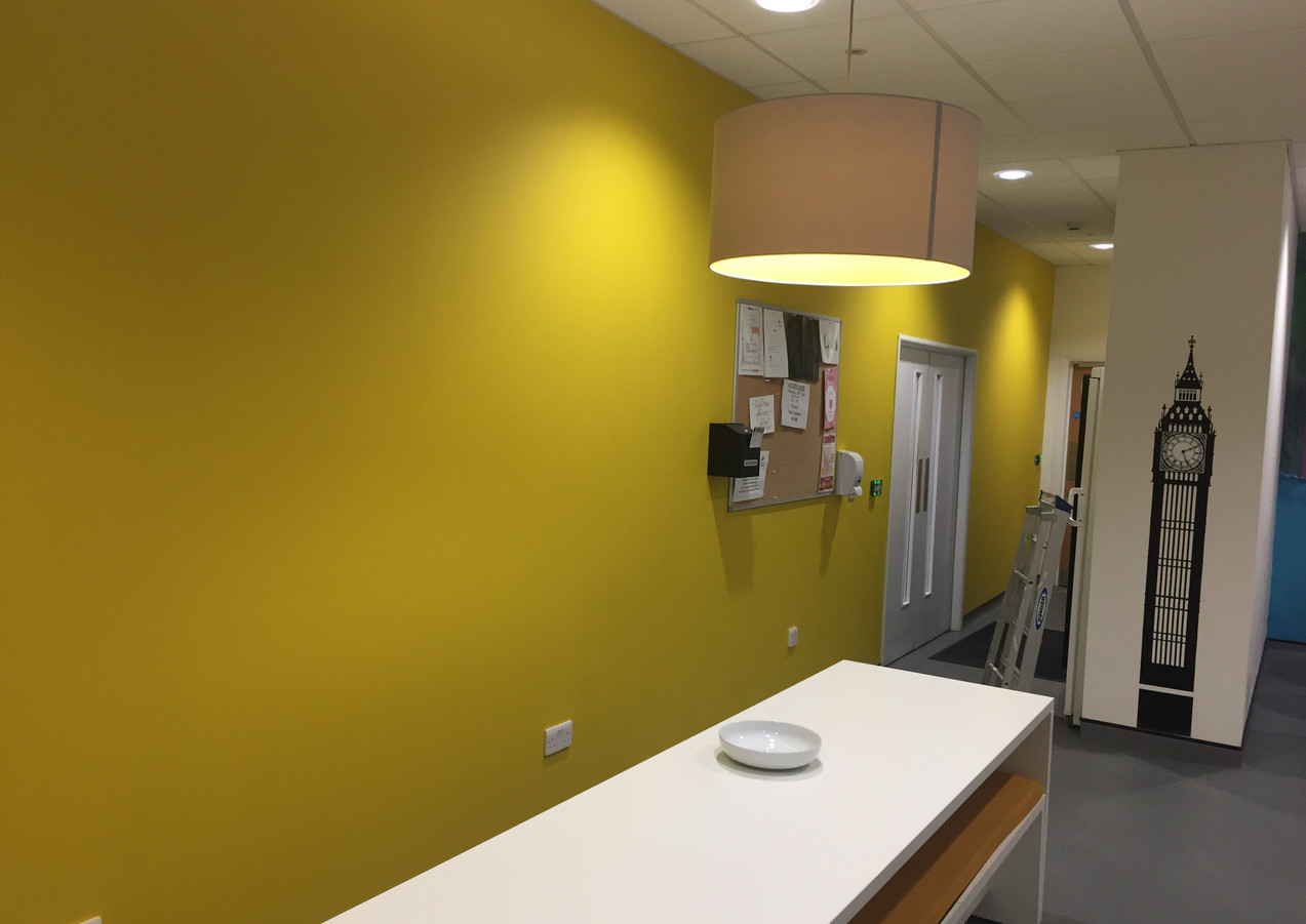 Office Painters in London