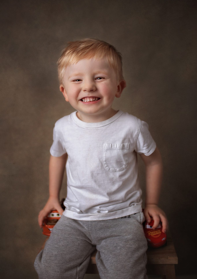 Child Portrait Photography in North London