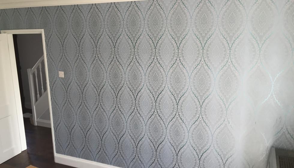 Wallpaper hanging Dagenham