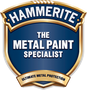 hammerite the metal paint specialist logo