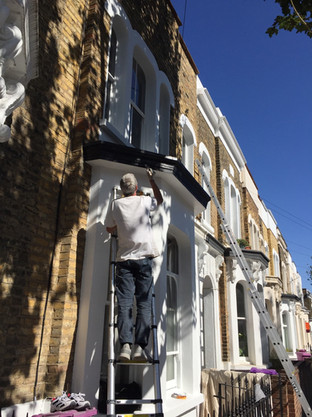 Exterior painters East London