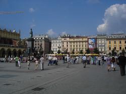ساحة رينيك و يظهر بيسار الصورة سوق سوكيينيستا