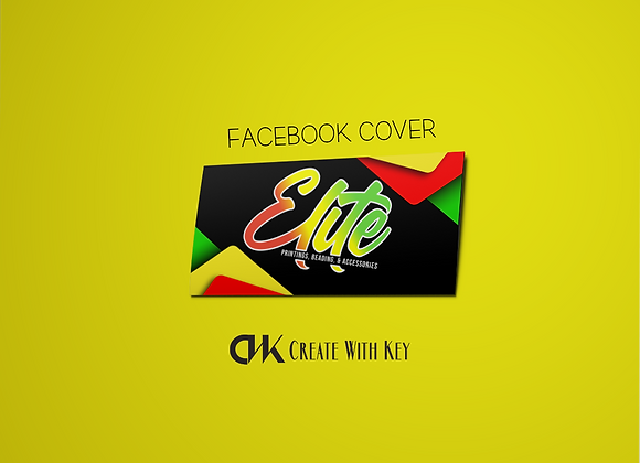 Facebook Cover or YouTube Banner