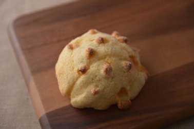 キャメルチップメロンパン