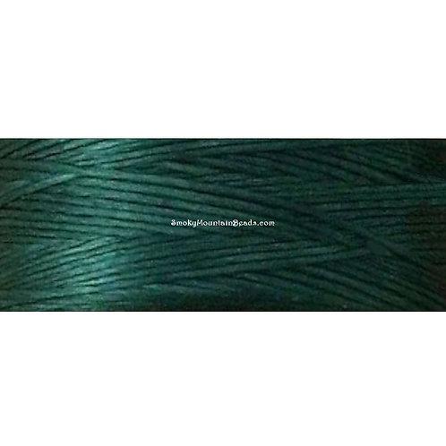 Evergreen • Nymo® Nylon Thread • Size D   SmokyMountainBeads.com