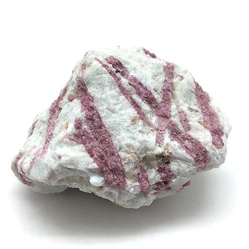 Rubellite Pink Tourmaline • Brazil • 108.9 grams ~58x56x35mm