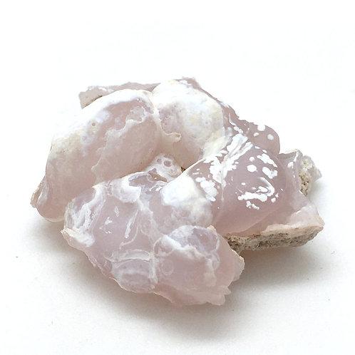Pink Botryoidal Chalcedony • Arizona • 27.5 grams ~ 53x43x17mm | smokymountainbeads