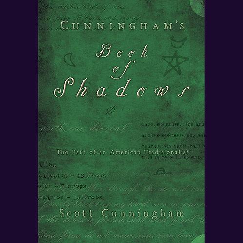 Cunningham's Book of Shadows   SmokyMountainBeads.com