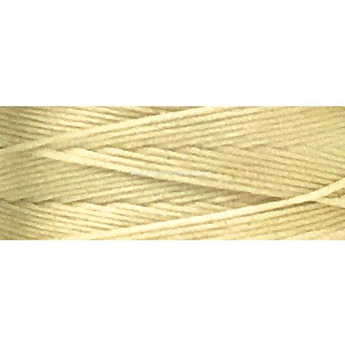 Cream • Nymo® Nylon Thread • Size D   SmokyMountainBeads.com
