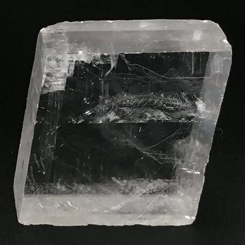 Icelandic Spar • Brazil • 109.4 grams ~ 46x46x18mm