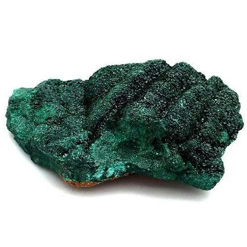 Fibrous Malachite Chrysocolla • Zaire • 114.1 grams ~ 76x46x21mm