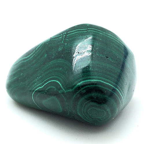 Malachite Nugget • Congo • 41.8 grams ~ 36x26x22mm | smokymountainbeads