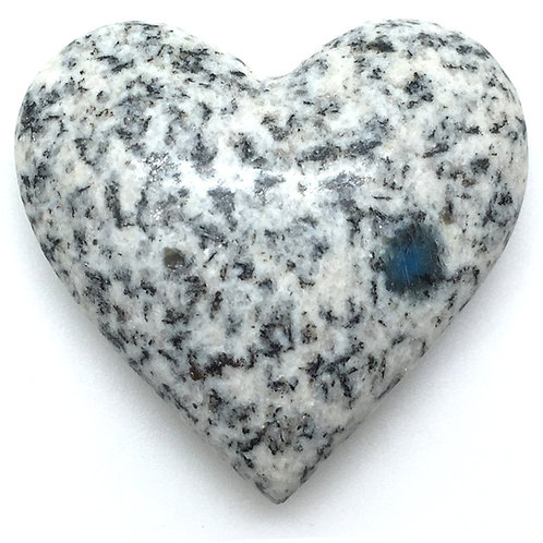 K2 Azurite Heart • Pakistan • 31.0 grams ~ 44x42x14mm
