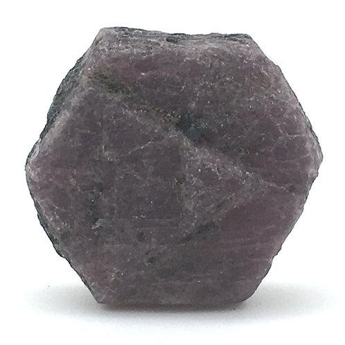 Ruby Corundum • Afghanistan • 16.9 grams ~ 30x27x10mm