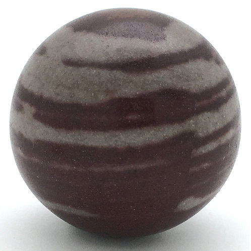 Shiva Lingam Sphere • India • 133.5 grams ~ 45.9mm
