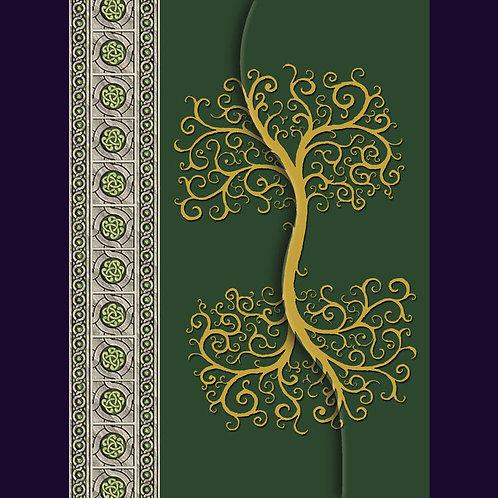 Celtic Tree Journal | SmokyMountainBeads.com