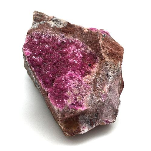 Cobaltoan Calcite • Congo • 76.3 grams ~ 59x43x32mm