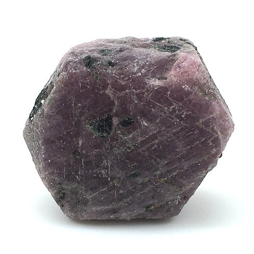Ruby Corundum • Afghanistan • 19.4 grams ~ 27x25x13mm