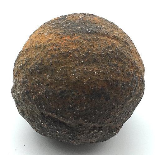 Moqui Ball • United States • 142.4 grams ~ 49x49x48mm