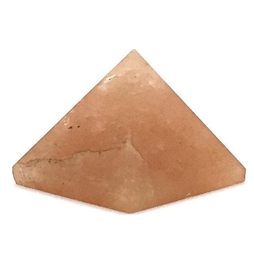 Orange Aventurine Pyramid • India • 18.1 grams ~ 26x26x23mm