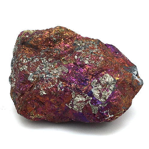 Chalcopyrite Rough • Mexico • 370.7 grams ~75x60x40mm
