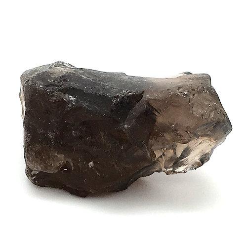 Apache Tear Obsidian Rough • 42.1 grams ~ 51x28x24mm • 90100ATo-42-1 | SmokyMountainBeads.com