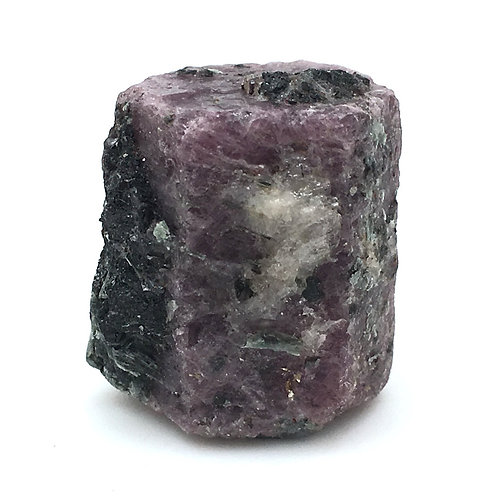 Ruby Corundum • Afghanistan • 25.4 grams ~ 23x18x25mm