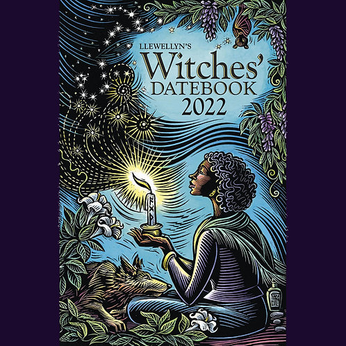 2022 Witches' Datebook ~ Available July 2021 | SmokyMountainBeads.com