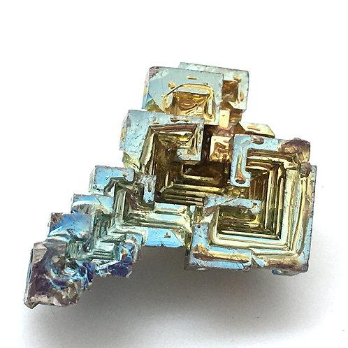 Bismuth • Germany • 9.8 grams ~ 22x21x15mm