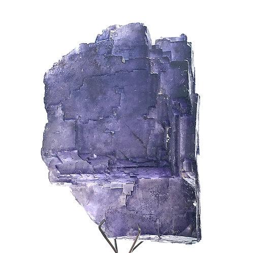 Cubic Fluorite • Muzquiz, Mexico • 33.2 grams ~ 43x29x29mm