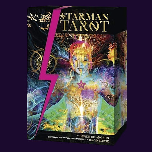 Starman Tarot Kit ~ David Bowie-Inspired | SmokyMountainBeads.com
