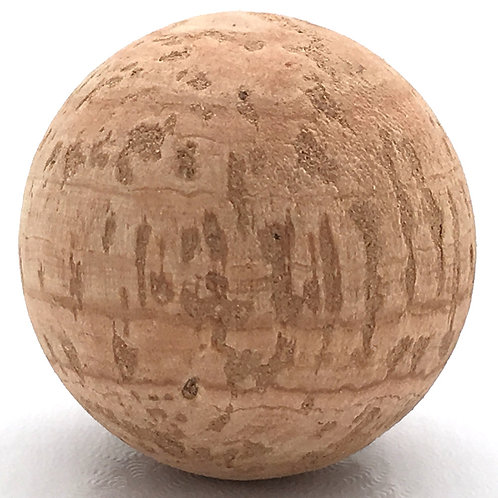 Quercus suber 'Oak Cork' Sphere  • Mediterranean • 5.8 grams ~ 37.8mm