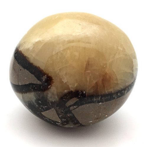 Septarian Gallet • Mexico • 97.3 grams ~ 46x44x35mm