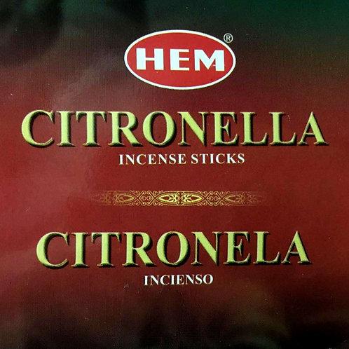 Citronella Incense