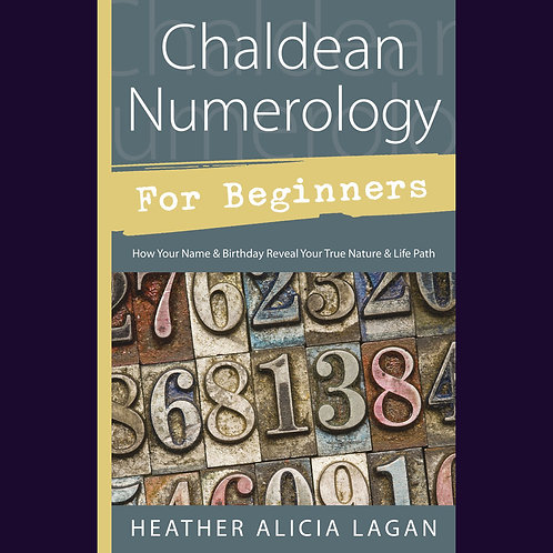Chaldean Numerology for Beginners | SmokyMountainBeads.com