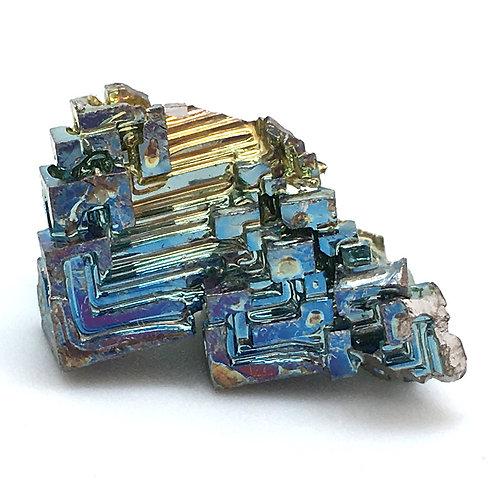 Bismuth • Germany • 9.9 grams ~ 24x18x15mm