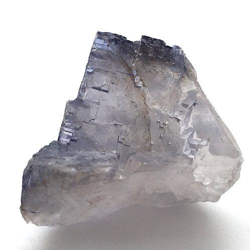 Cubic Fluorite • Muzquiz, Mexico • 37.9 grams ~ 38x34x32mm
